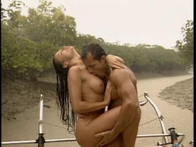 Hard nude fuck sex in the rain wife fuck