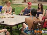 Swinger couples are having a fun and hot reunion tonight! Amateur reality swinger show waiting for you. Join now
